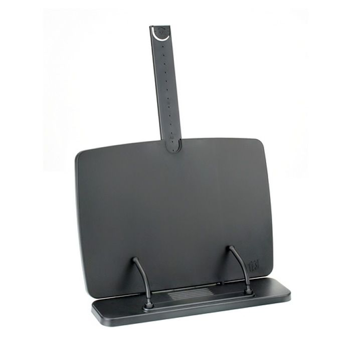 Apoio de Plastico para Leitura Yes Copy Holder Preto 09943