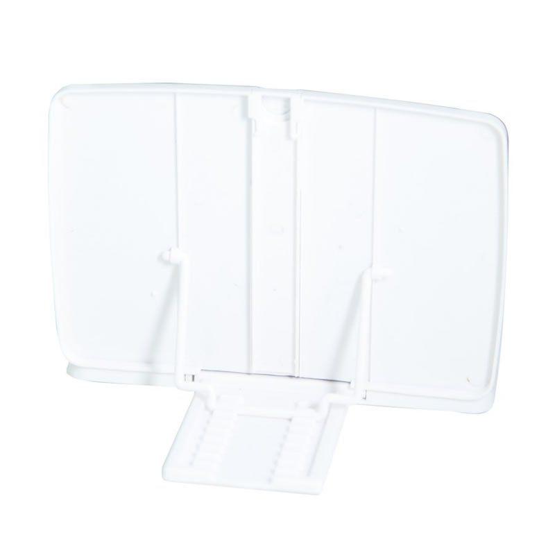 Apoio de Plastico para Leitura Yes Copy Holder Branco 25858