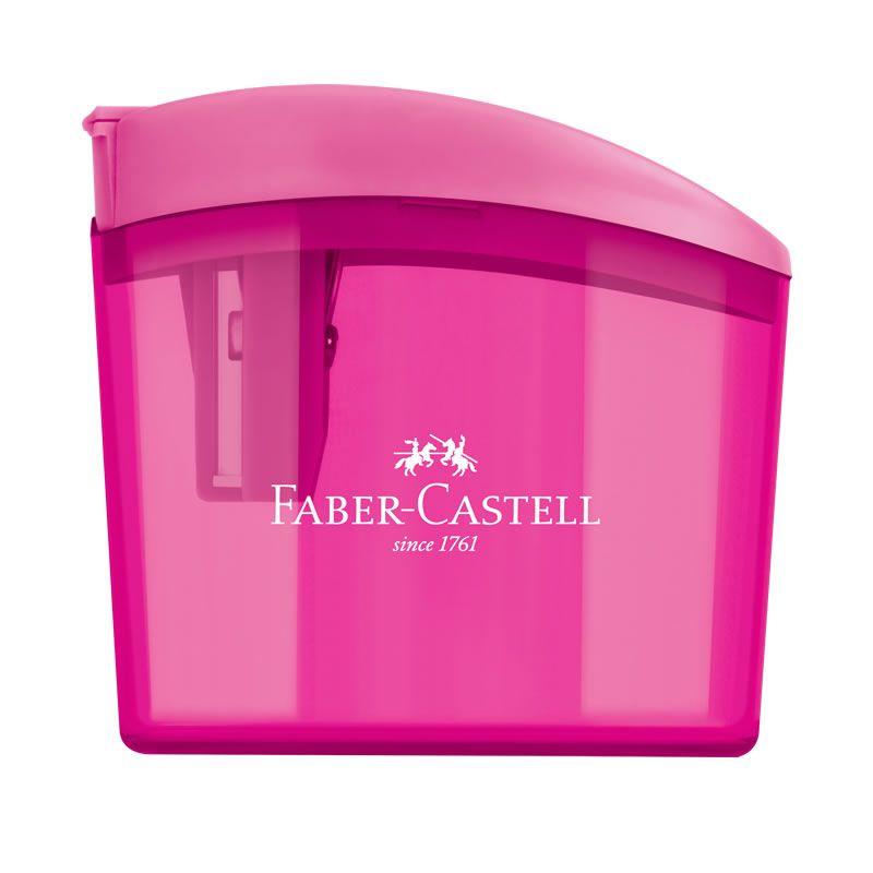 Apontador Com Deposito Faber-Castell Clickbox SM/CLICKBOX 27646