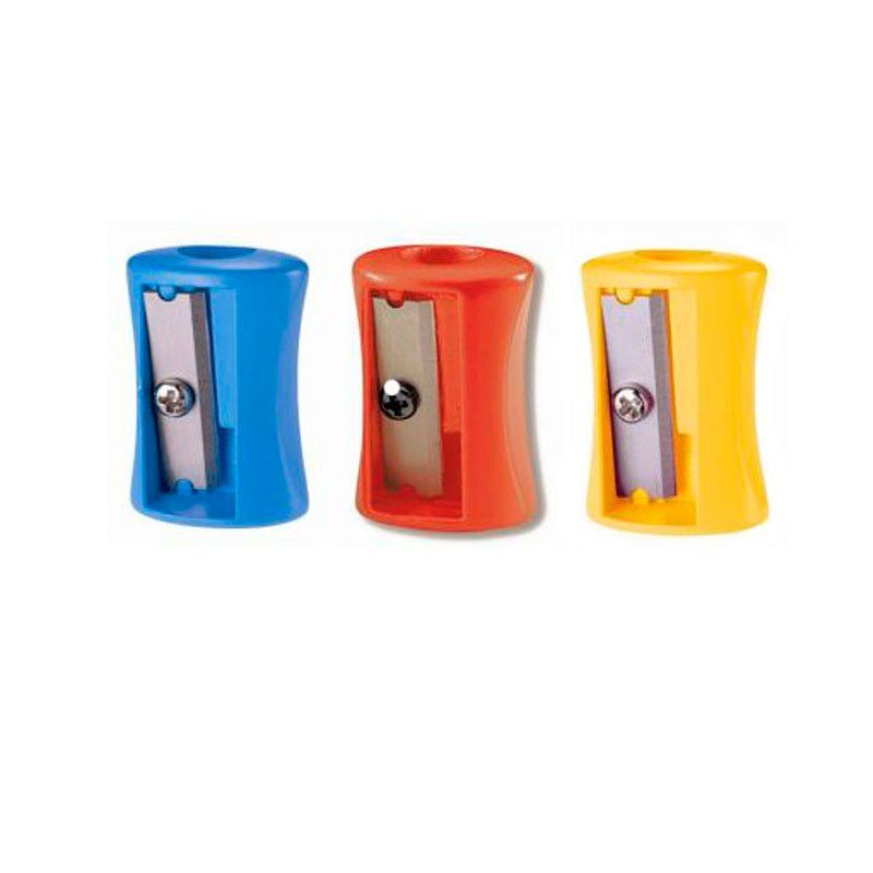 Apontador de Plástico Maped Vivo 3 Un 006303 18383