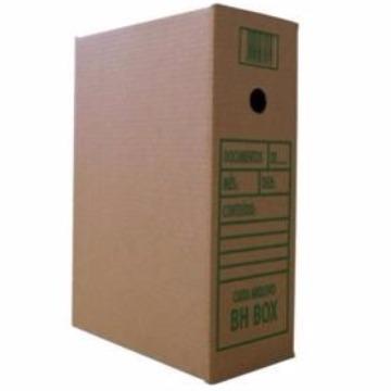 Arquivo Morto Kraft BHBox Oficio 34X25X13 430/440G. 1 19227