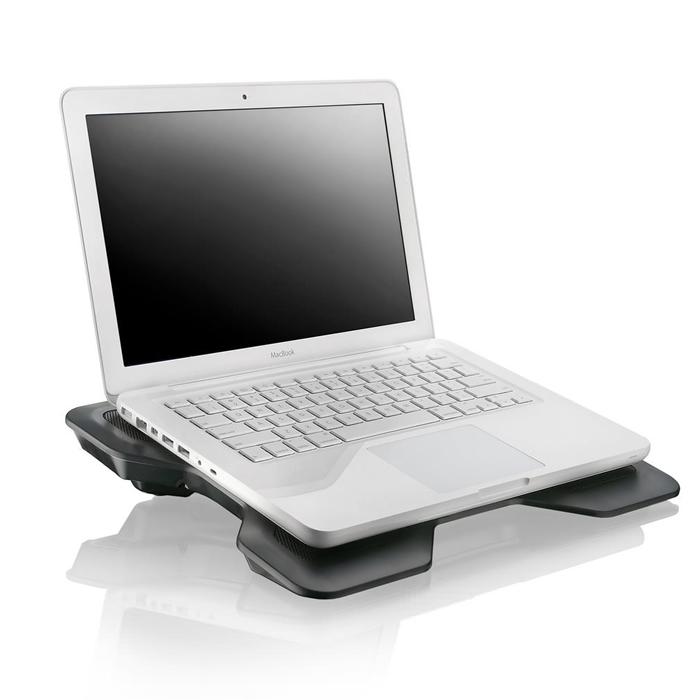 Suporte Para Notebook com Cooler 15'' X Preto Ac123 Multilaser 18757