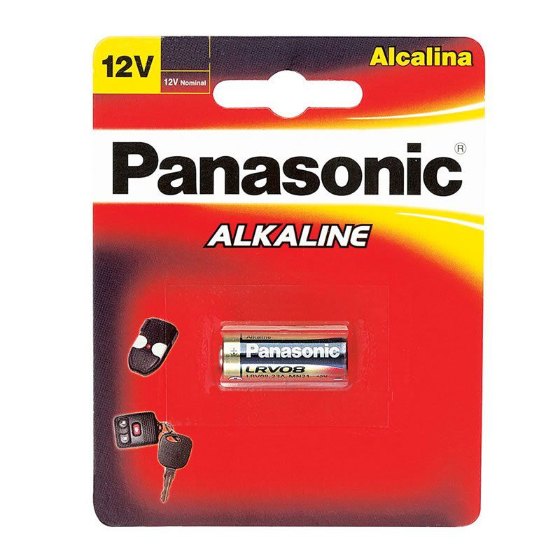 Bateria Panasonic Alcalina 12V 10420