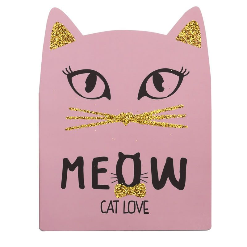 Bloco UP4YOU Notebook Formato Cat Cad0037Up 28129