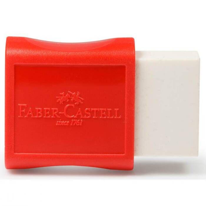 Borracha TK Pequena Com 24 Un. Faber-Castell 03255