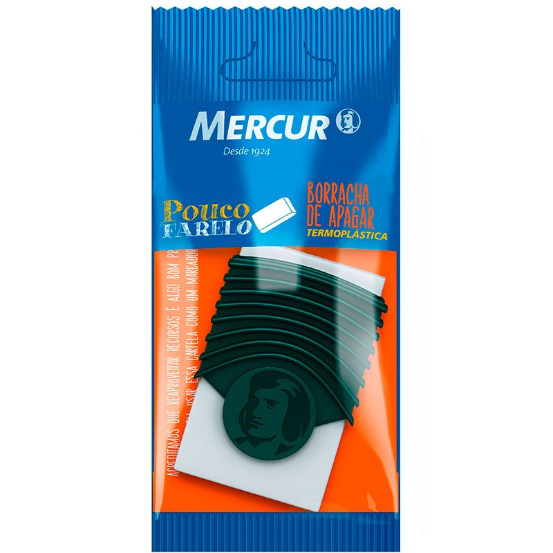 Borracha TR Big Capa Pull Mercur 14274