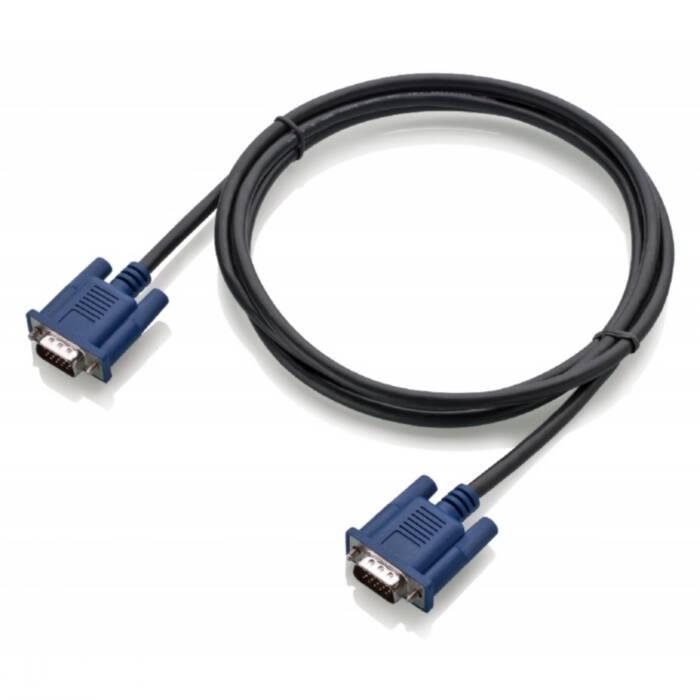 Cabo de Monitor VGA 1.8 Metros Wi208 Multilaser 17946