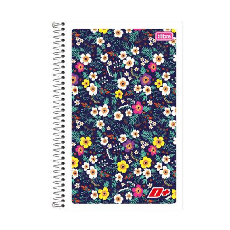 Caderneta Anotações Tilbra Mais 48 Fls 154687 23453