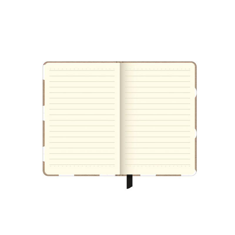 Caderneta Otima Papertalk Gold&Kraft Mini Kf 80 Fls 92X137Mm 4318-6 25580
