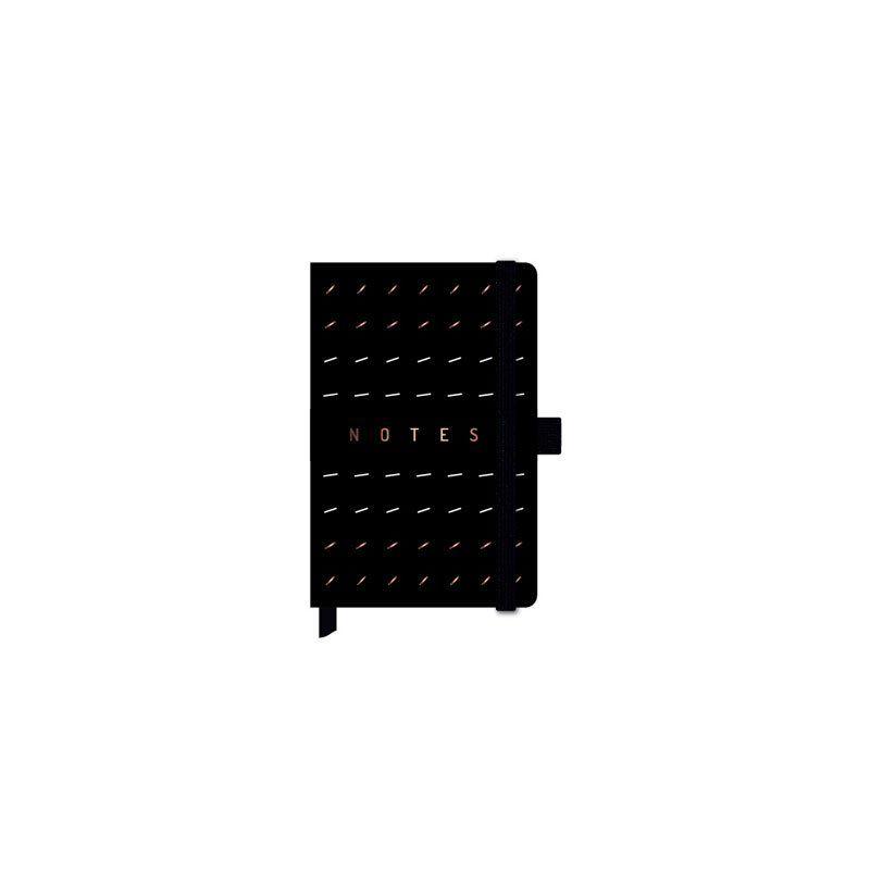 Caderneta Ótima Papertalk Noir Mini 80 Fls 92X137Mm 4647-7 25840