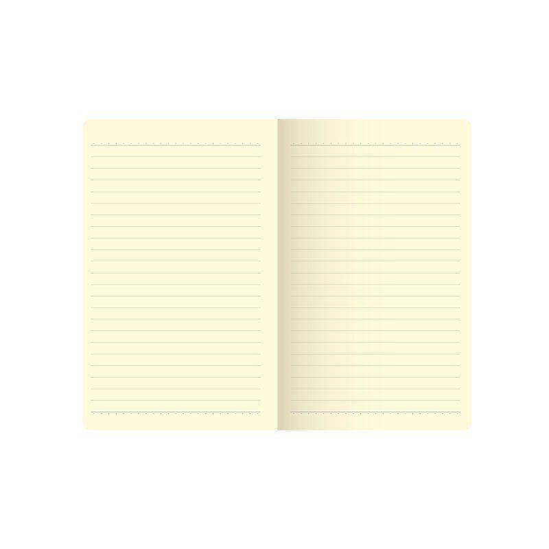 Caderneta Ótima Papertalk Pink Stone Maxi 48 FOLHAS 125X200Mm Mrm 25585