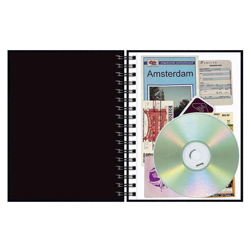 Caderno de Reunião Chies 1/4 (Tamanho Pequeno) Espiral 100 Fls 1413-4 10806