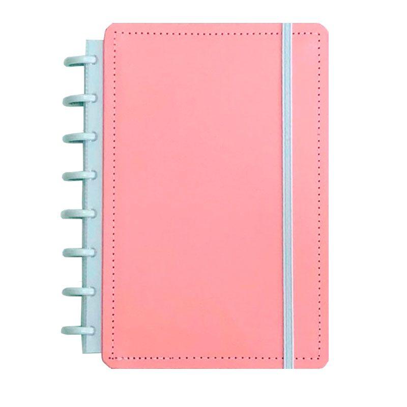 Caderno Inteligente A5 Tons Pastel Rosa CIA52037 27304