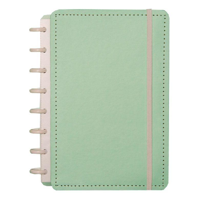 Caderno Inteligente A5 Tons Pastel Verde CIA52038 27305