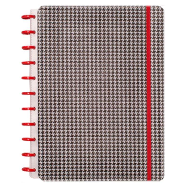 Caderno Inteligente Grande Príncipe de Gales CIGD4018 27312