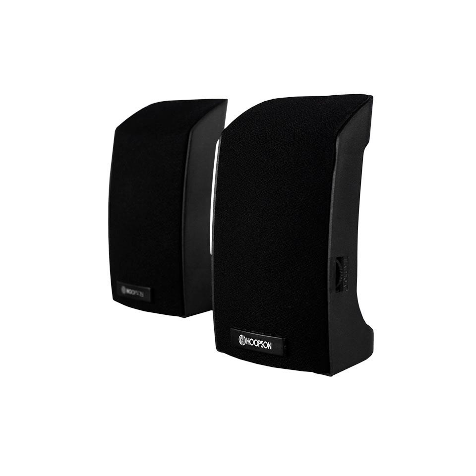 Caixa de Som Hoopson 3W RMS USB Preta CX-PC011 30089