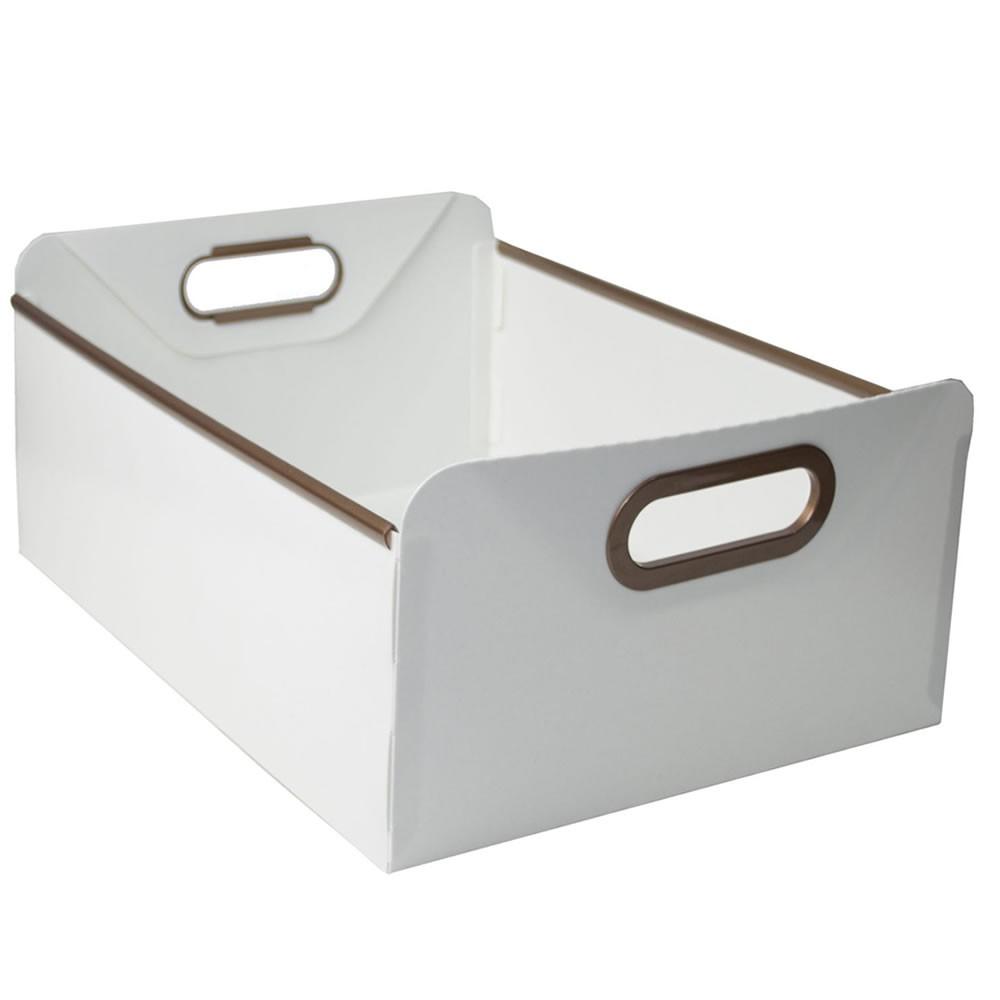 Caixa Organizadora de Dispensa Dello Grande Branca 2302.E.0005 29532