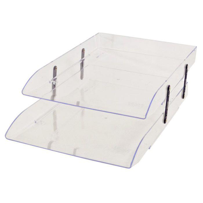 Caixa para Correspondência Dupla Articulavel Cristal 3043.H.0006 Dello 22135