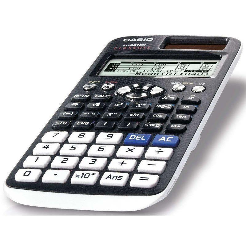 Calculadora Científica 553 Funções FX-991LAX Casio 24768