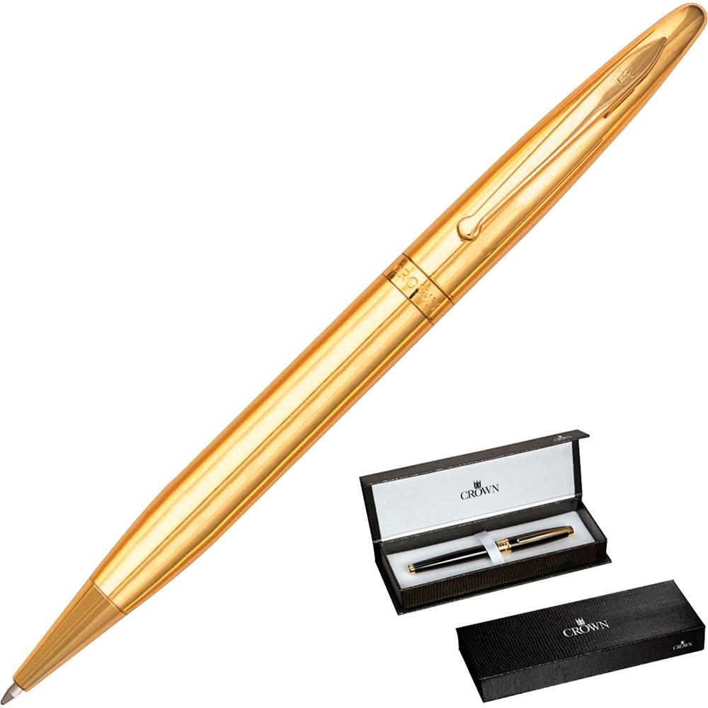 Caneta Esferográfica Crown Elegance YW11255O 24867