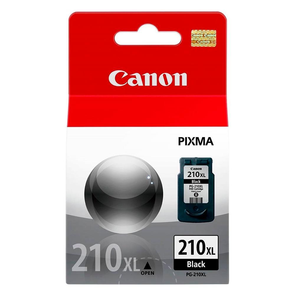 Cartucho Canon PG-210Xl Preto 14680