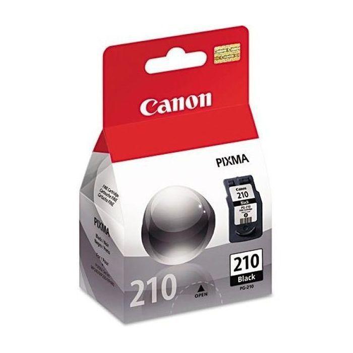 Cartucho de Tinta Canon PG-210 Preto 14678
