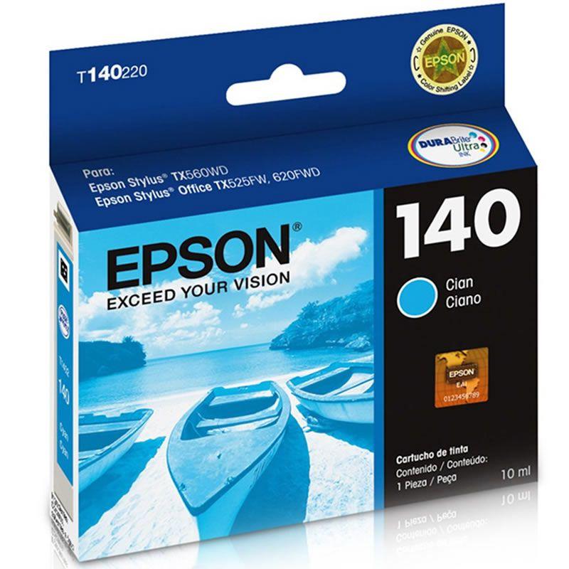 Cartucho de Tinta Epson T140220-AL Ciano 15687