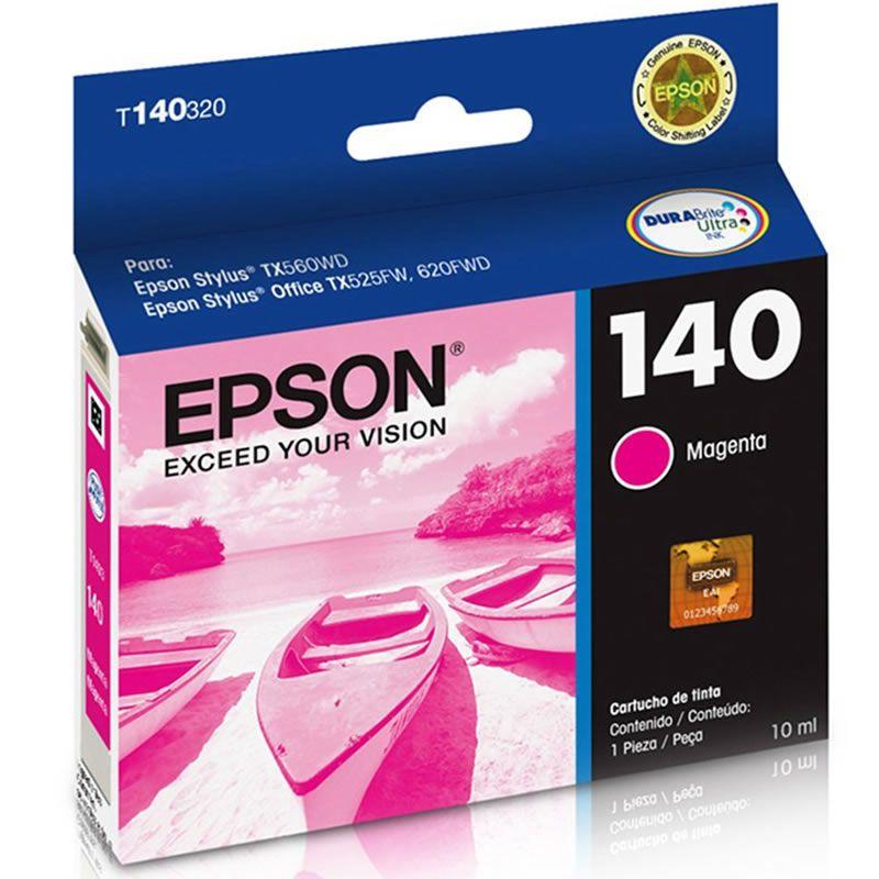 Cartucho de Tinta Epson T140320-AL Magenta 15688