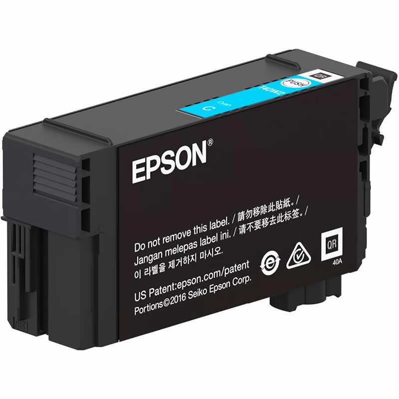 Cartucho de Tinta Epson T40W120 Ultrachrome Ciano 27448