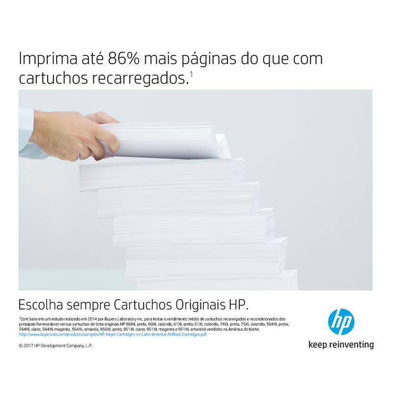 Cartucho de Plotter HP 711 CZ136AB Amarelo (Pack Com 3 Un) 25785