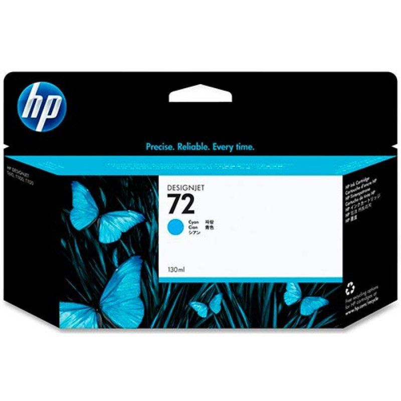 Cartucho de Plotter HP 72 C9371AB Ciano 25772