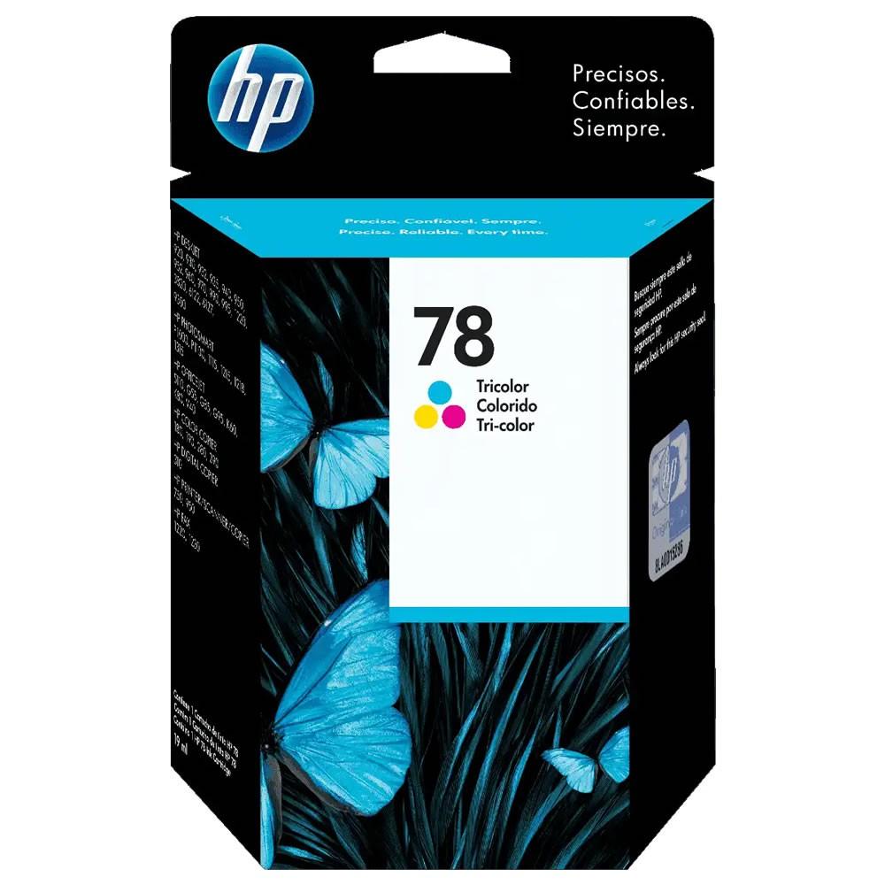 Cartucho de Tinta HP 78 C6578DL Color 00495