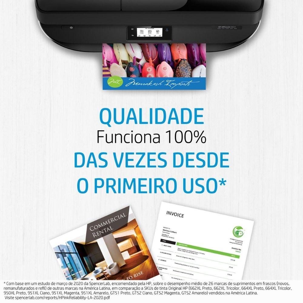 Cartucho HP 964 Preto Original (3JA53AL) 27186
