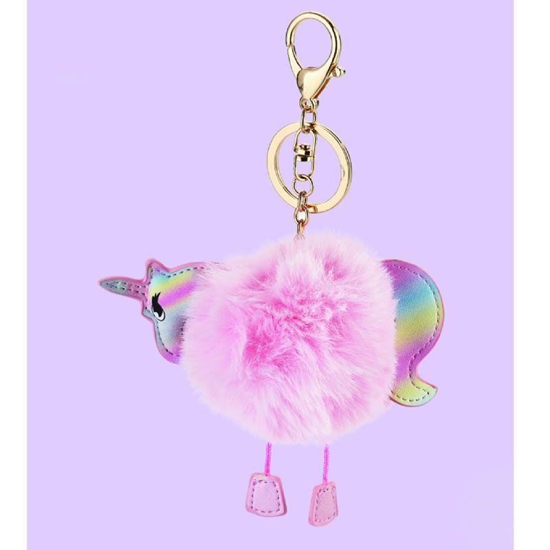 Chaveiro Unicornio UP4YOU Pink Chv79805Up 28135