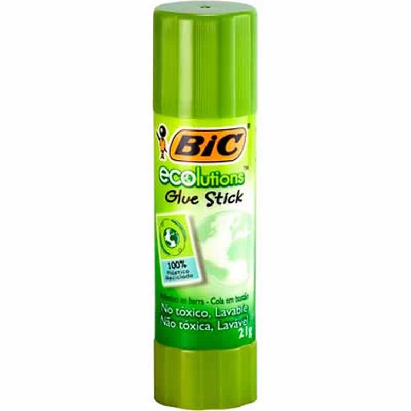 Cola Bastao BIC Stick Ecolutions 21Gr 886643 15144