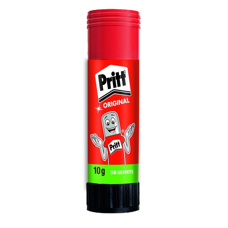 Cola Bastão Henkel Pritt 10G 02078