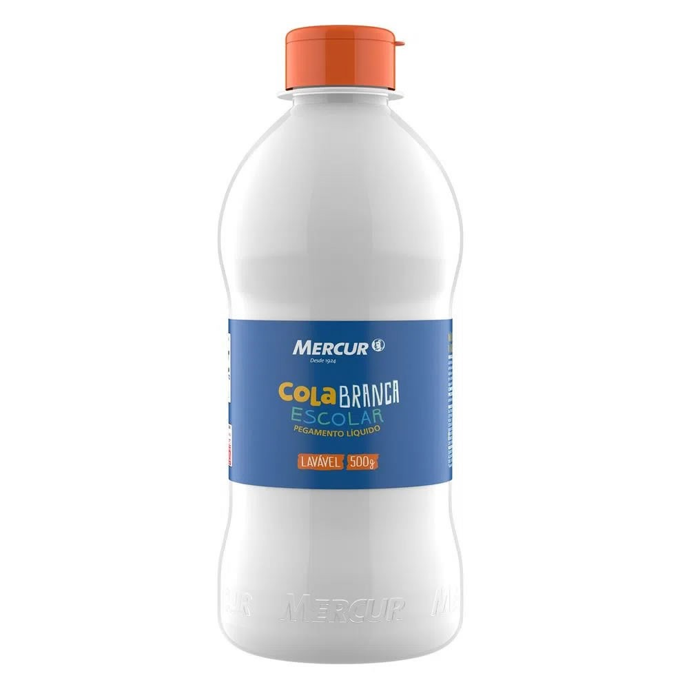 Cola Branca Mercur 500G B01011102007 28262