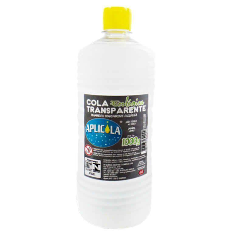Cola Transparente 1Kg Aplicola 23171 02580