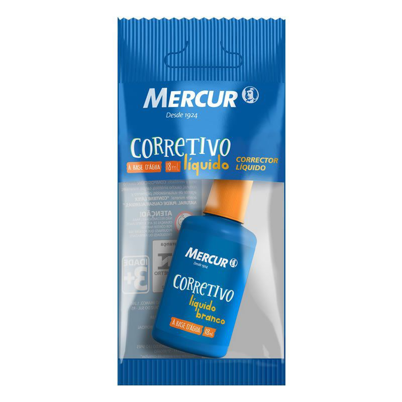 Corretivo Liquido Mercur 18Ml 26305
