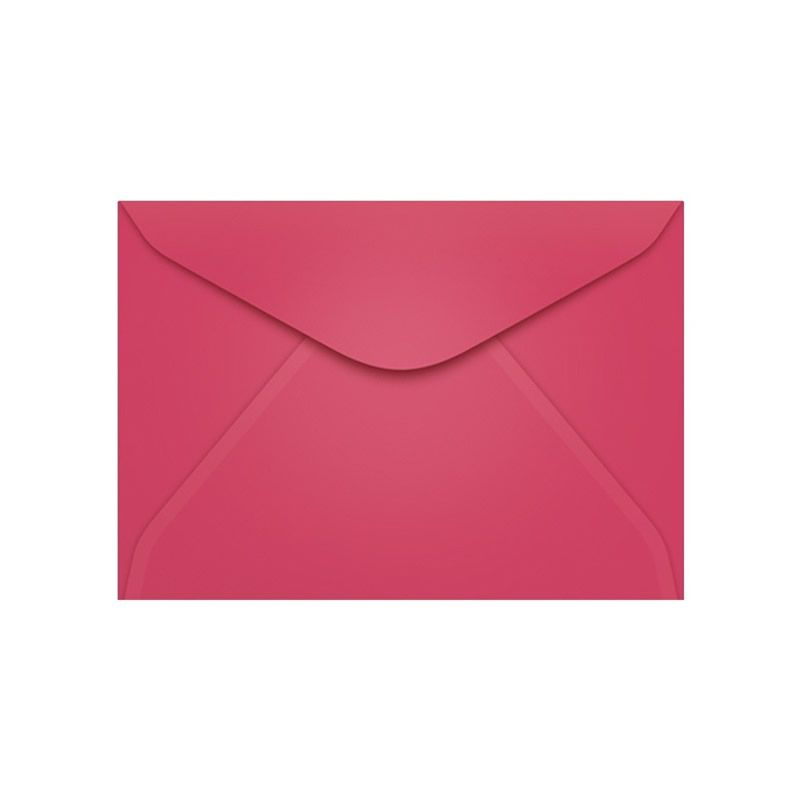 Envelope Colorido Scrity Cancun / Pink 114X162Mm 80G Com 10 Un Ccp431.15 20323
