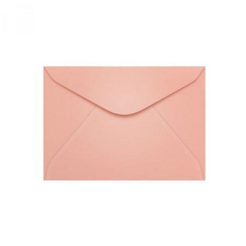 Envelope Colorido Scrity Fidji / Rosa 114X162Mm 80G Com 10 Un Ccp431.05 20318