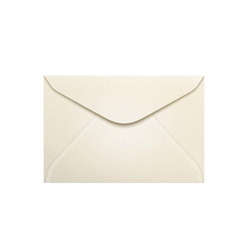 Envelope Colorido Scrity Marfim / Creme 114X162Mm 80G Com 10 Un Ccp431.01 20316