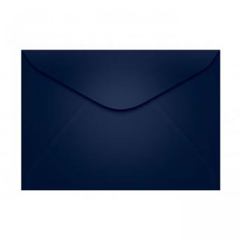 Envelope Colorido Scrity P.Seguro / Azul Esc.114X162Mm 80G Com 10 Un Ccp9 20320