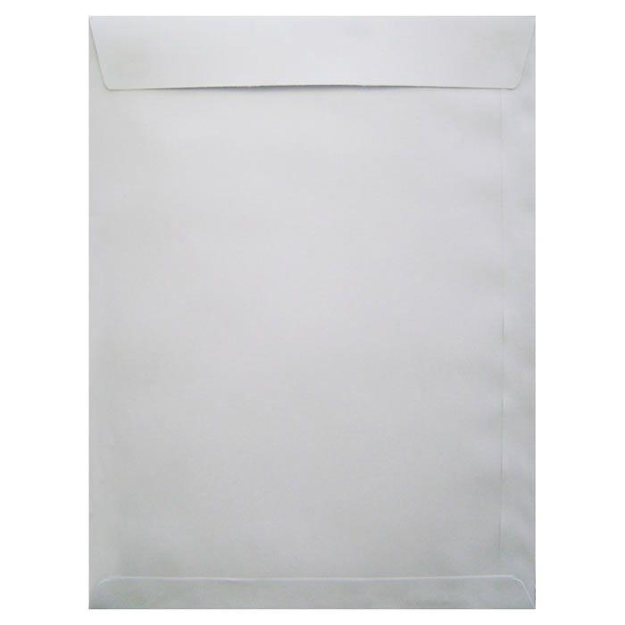 Envelope Saco Branco Offset 240Mmx340Mm 90G Com 10 Un. Scrity 02703