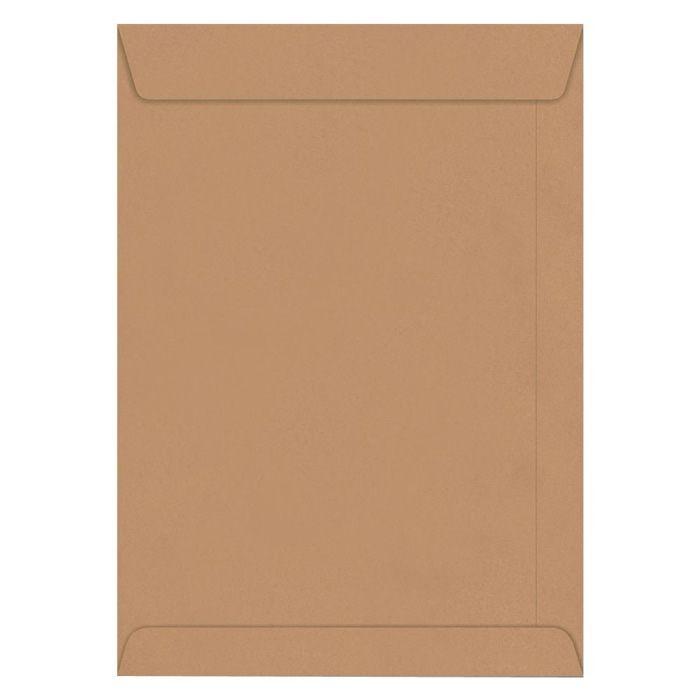 Envelope Saco Kraft 25 176X250Mm 80G Com 100 Un. Scrity 20313
