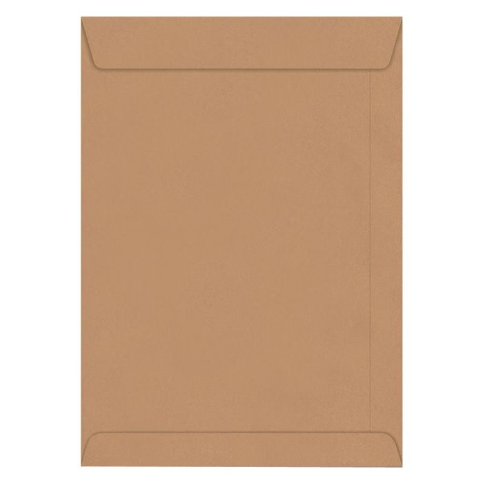 Envelope Saco Kraft 35 250X353Mm 80G Com 100 Un. Scrity 20315