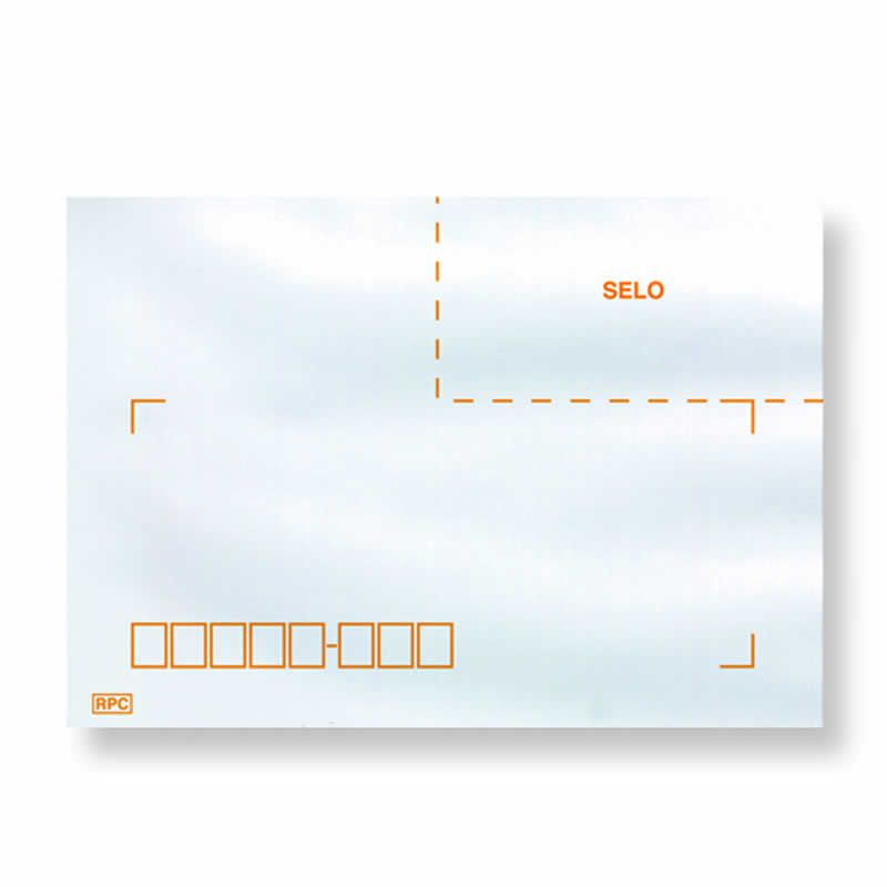 Envelope Scrity Pitt Branco 12 114X162Mm Com RPC 63G 1000 Un Cof012 03011