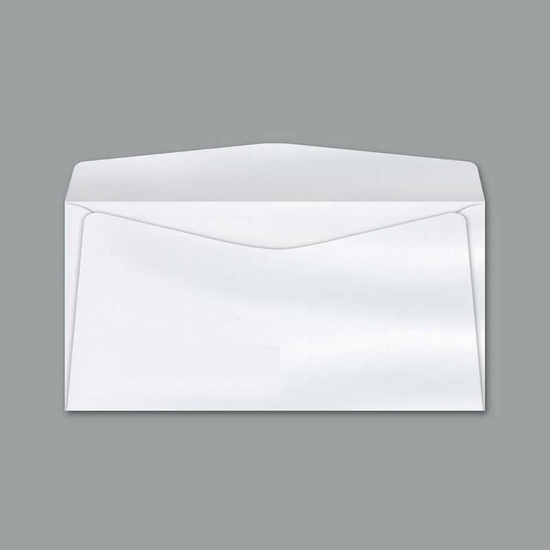 Envelope Scrity Pitt Branco 20 114X229Mm Sem Rpc 63G Com 1000 Un 03012