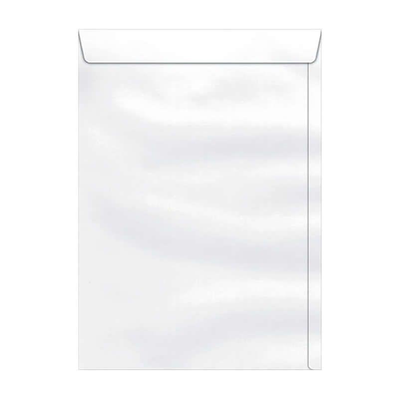 Envelope Scrity Saco Branco Offset 260X360Mm 90Gr Com 10 Un Sof136 05708