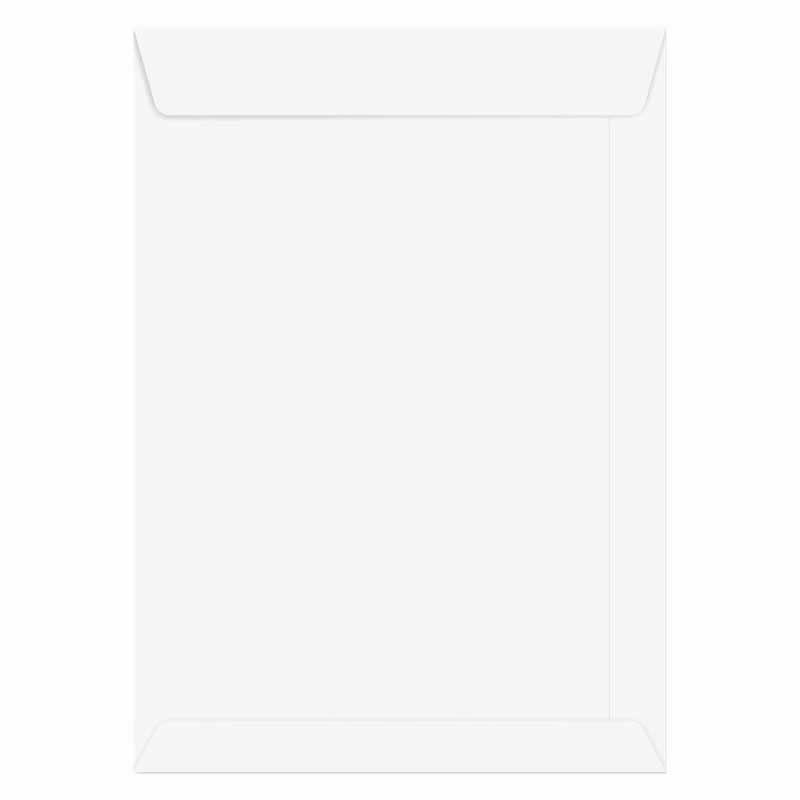 Envelope Scrity Saco Branco Oficio 32 229X324Mm 90G Com 250 Un Sof032 03335